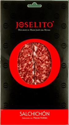 6,95 € 免费送货 | Sausages Joselito Salchichón 100% Natural 西班牙