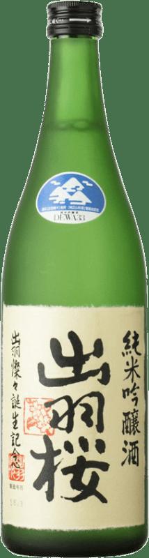 39,95 € 免费送货 | 清酒 Dewazakura Sansan 日本 瓶子 72 cl