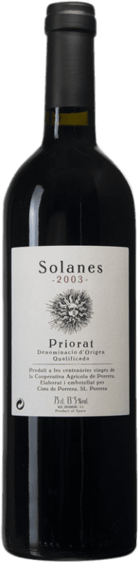 31,95 € | Red wine Cims de Porrera Solanes D.O.Ca. Priorat Catalonia Spain Bottle 75 cl