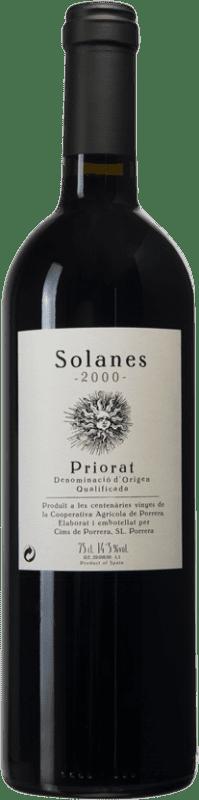 41,95 € Free Shipping | Red wine Cims de Porrera Solanes D.O.Ca. Priorat Catalonia Spain Bottle 75 cl