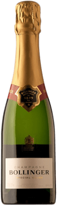 31,95 € | White sparkling Bollinger Special Cuvée Brut A.O.C. Champagne Champagne France Pinot Black, Chardonnay, Pinot Meunier Half Bottle 37 cl