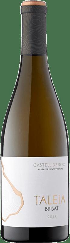 25,95 € Free Shipping | White wine Castell d'Encús Taleia Brisat D.O. Costers del Segre Spain Sauvignon White, Sémillon Bottle 75 cl