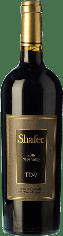 74,95 € Free Shipping | Red wine Shafer TD-9 I.G. Napa Valley California United States Merlot, Cabernet Sauvignon, Malbec Bottle 75 cl