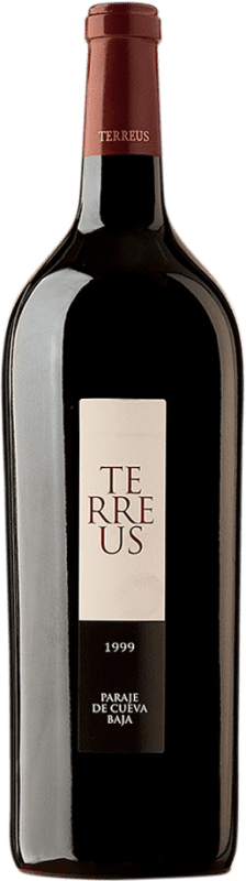 1 273,95 €   Vino rosso Mauro Terreus 1999 I.G.P. Vino de la Tierra de Castilla y León Castilla y León Spagna Tempranillo, Grenache Bottiglia Imperiale-Mathusalem 6 L