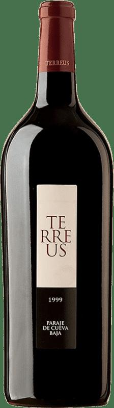 1 273,95 € Envío gratis | Vino tinto Mauro Terreus 1999 I.G.P. Vino de la Tierra de Castilla y León Castilla y León España Tempranillo, Garnacha Botella Imperial-Mathusalem 6 L