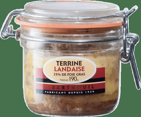 11,95 € | Foie y Patés J. Barthouil Terrina Landaise France