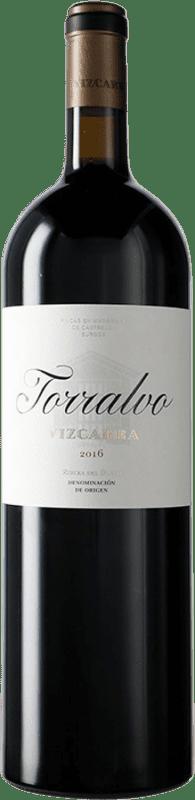 73,95 € | Red wine Vizcarra Torralvo D.O. Ribera del Duero Castilla y León Spain Magnum Bottle 1,5 L