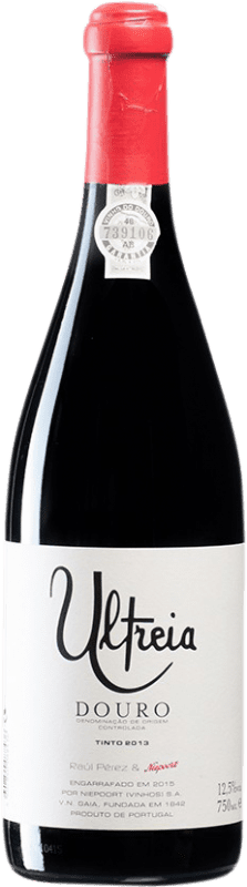 31,95 € Free Shipping | Red wine Raúl Pérez Ultreia I.G. Douro Douro Portugal Bottle 75 cl