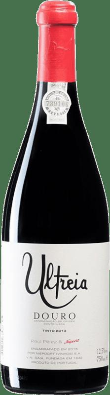 31,95 € Envío gratis | Vino tinto Raúl Pérez Ultreia I.G. Douro Douro Portugal Botella 75 cl