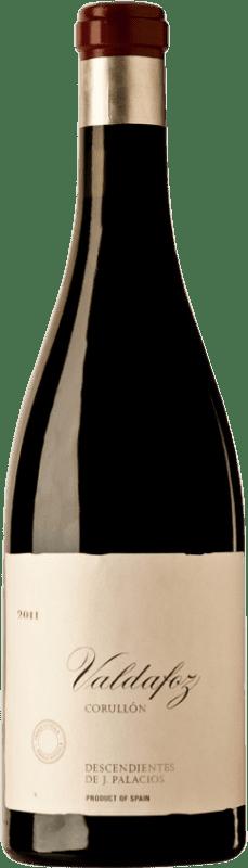127,95 € 免费送货 | 红酒 Descendientes J. Palacios Valdafoz D.O. Bierzo 卡斯蒂利亚莱昂 西班牙 Mencía 瓶子 75 cl