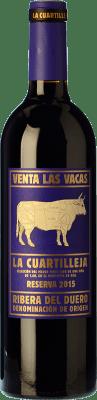 Vizcarra Venta las Vacas Finca La Cuartilleja Tempranillo Ribera del Duero Reserva 75 cl