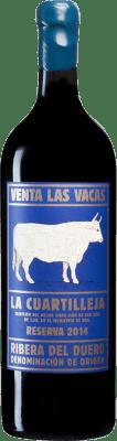 Vizcarra Venta las Vacas Finca La Cuartilleja Tempranillo Ribera del Duero Reserva 3 L