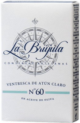 6,95 € Free Shipping | Conservas de Pescado La Brújula Ventresca de Atún Spain