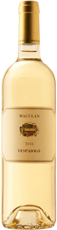 13,95 € | White wine Maculan Vespaiolo I.G.T. Veneto Veneto Italy Vespaiola Bottle 75 cl