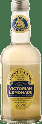 2,95 € 免费送货   茶点 Fentimans Victorian Lemonade 英国 小瓶 27 cl