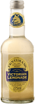 2,95 € Free Shipping | Refreshment Fentimans Victorian Lemonade United Kingdom Small Bottle 27 cl