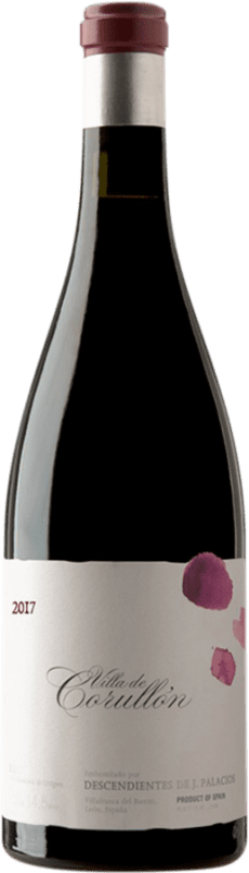 212,95 € 免费送货 | 红酒 Descendientes J. Palacios Villa de Corullón D.O. Bierzo 卡斯蒂利亚莱昂 西班牙 Mencía 瓶子 Jéroboam-双Magnum 3 L
