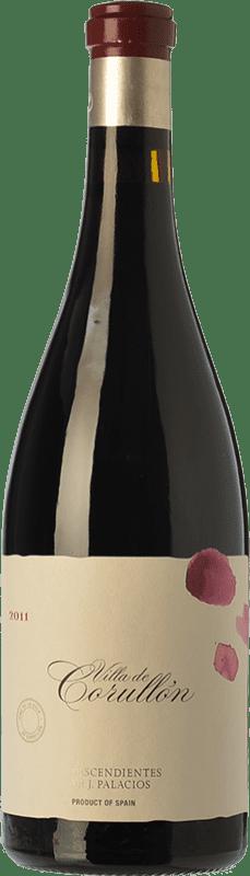 212,95 € Envío gratis   Vino tinto Descendientes J. Palacios Villa de Corullón D.O. Bierzo Castilla y León España Mencía Botella Jéroboam-Doble Mágnum 3 L