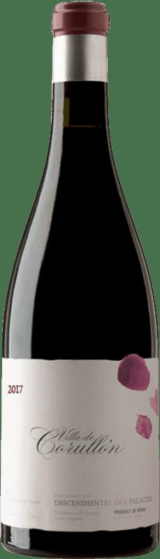 286,95 € 免费送货 | 红酒 Descendientes J. Palacios Villa de Corullón D.O. Bierzo 卡斯蒂利亚莱昂 西班牙 Mencía 特别的瓶子 5 L