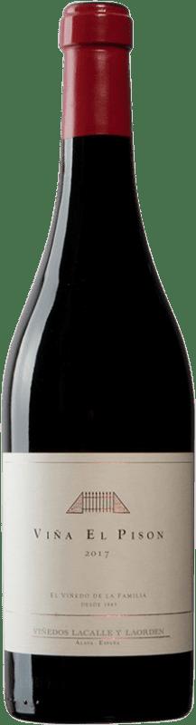 332,95 € Envío gratis | Vino tinto Artadi Viña El Pisón D.O. Navarra Navarra España Tempranillo Botella 75 cl
