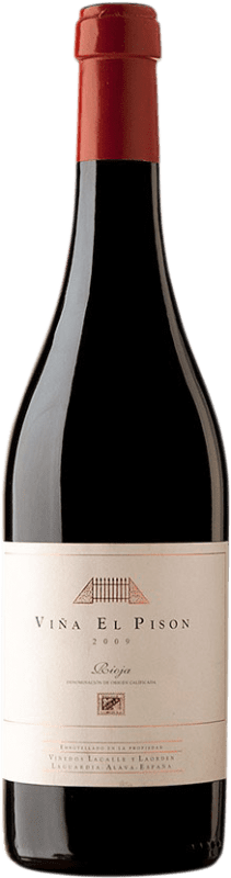 491,95 € | Red wine Artadi Viña El Pisón 2009 D.O. Navarra Navarre Spain Tempranillo Bottle 75 cl