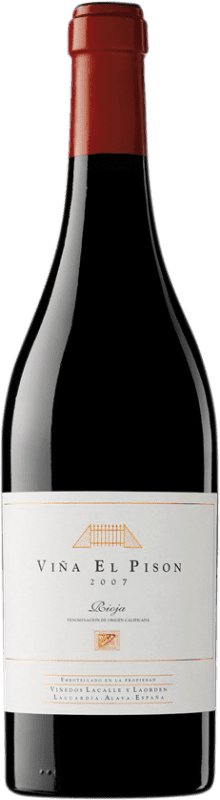 548,95 € | Red wine Artadi Viña El Pisón 2007 D.O. Navarra Navarre Spain Tempranillo Bottle 75 cl