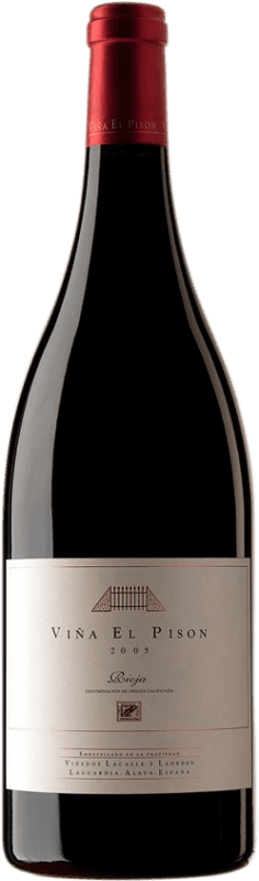 489,95 € | Red wine Artadi Viña El Pisón 2005 D.O. Navarra Navarre Spain Tempranillo Bottle 75 cl
