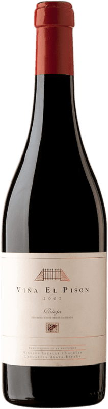 3 223,95 € Free Shipping | Red wine Artadi Viña El Pisón 2007 D.O. Navarra Navarre Spain Tempranillo Jéroboam Bottle-Double Magnum 3 L