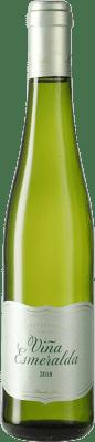 6,95 € Free Shipping | White wine Torres Viña Emeralda D.O. Catalunya Catalonia Spain Muscatel, Gewürztraminer Half Bottle 37 cl