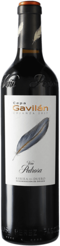11,95 € 免费送货 | 红酒 Pérez Pascuas Viña Pedrosa Cepa Gavilán Crianza D.O. Ribera del Duero 卡斯蒂利亚莱昂 西班牙 瓶子 75 cl