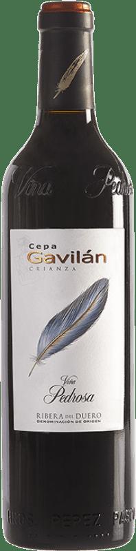 11,95 € Envoi gratuit | Vin rouge Pérez Pascuas Viña Pedrosa Cepa Gavilán Crianza D.O. Ribera del Duero Castille et Leon Espagne Bouteille 75 cl