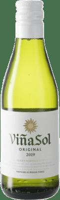 2,95 € | White wine Torres Viña Sol D.O. Penedès Catalonia Spain Parellada Small Bottle 18 cl