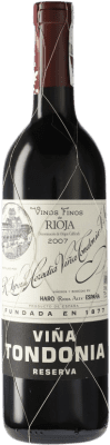 López de Heredia Viña Tondonia Rioja Reserva 75 cl