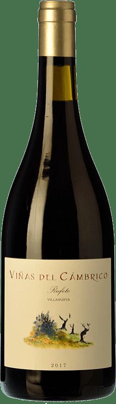 14,95 € Free Shipping | Red wine Cámbrico Viñas del Cámbrico Villanueva I.G.P. Vino de la Tierra de Castilla y León Castilla y León Spain Tempranillo, Grenache, Rufete Bottle 75 cl