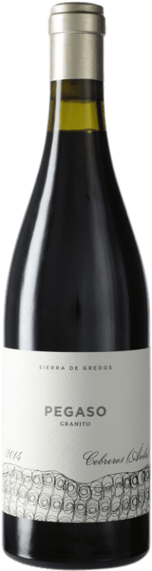 32,95 € Free Shipping | Red wine Telmo Rodríguez Viñas Viejas de Pegaso Granito I.G.P. Vino de la Tierra de Castilla y León Castilla y León Spain Grenache Bottle 75 cl