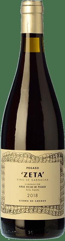 15,95 € Free Shipping | Red wine Telmo Rodríguez Viñas Viejas de Pegaso Zeta I.G.P. Vino de la Tierra de Castilla y León Castilla y León Spain Grenache Bottle 75 cl