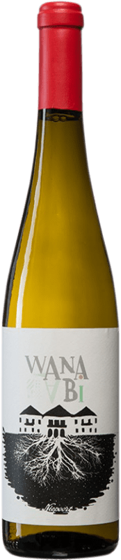 19,95 € Free Shipping | White wine Niepoort Wanabi Branco I.G. Vinho Verde Vinho Verde Portugal Albariño Bottle 75 cl